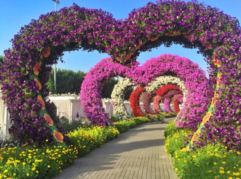Wisata Taman Bunga Terindah Di Dunia Bak Surga Mr Wisataka